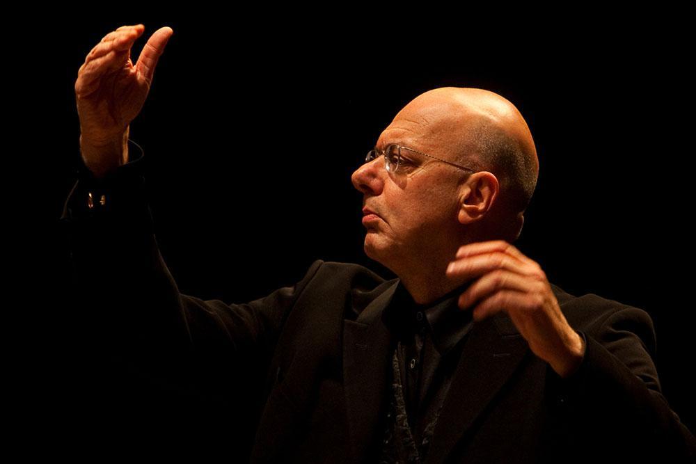 马特·戴恩为美国交响乐团拍摄